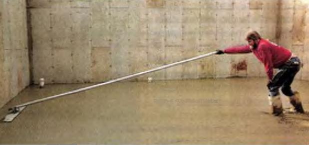 Гладилка по бетону своими руками 116