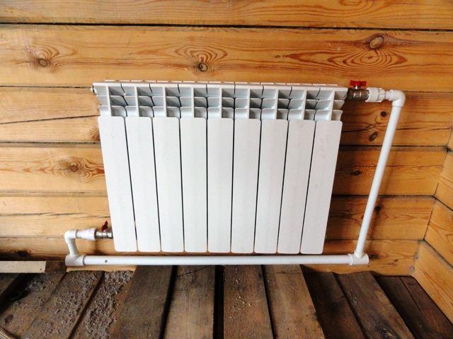 Установка чугунных радиаторов отопления своими руками в частном доме