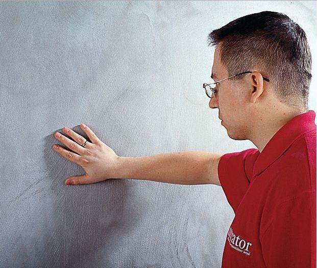 Как подготовить стены под обои своими руками