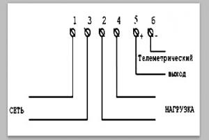 Схема для установки электросчетчика своими руками