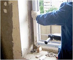 Как устанавливать окна пластиковые своими руками