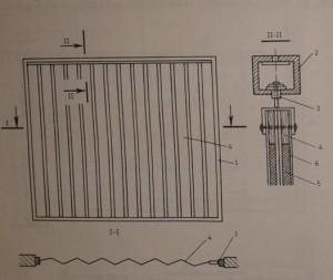 Дверь- купе. Схема по установке.