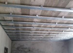 Шумоизоляция потолка в квартире