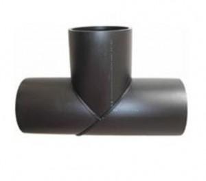 Монтаж полиэтиленовых труб с помощью сварки