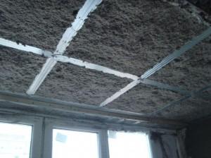 Шумо и звукоизоляция потолка в жилых помещениях