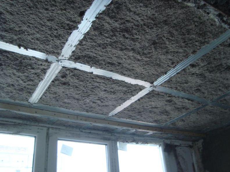 Звукоизоляция потолка своими руками фото 35