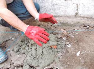 Подготовка основания бетонного пола