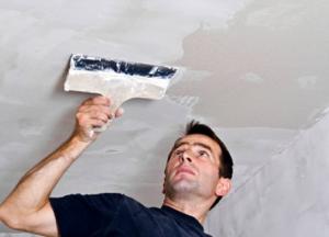 Ровняем потолок самостоятельно