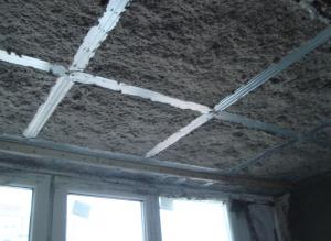 Звукоизоляция потолка самостоятельно