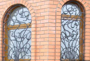 Решетки на окна съемные