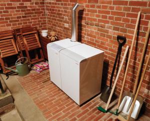 Котел для системы отопления частного дома