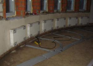 Подбор труб, радиаторов и вентилей для системы оопления