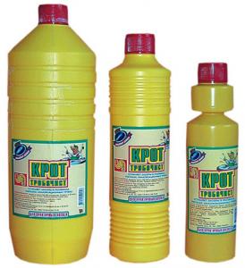 Устранение засоров канализации с помощью химических средств