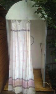 Летний душ для дачи, сделанный своими руками