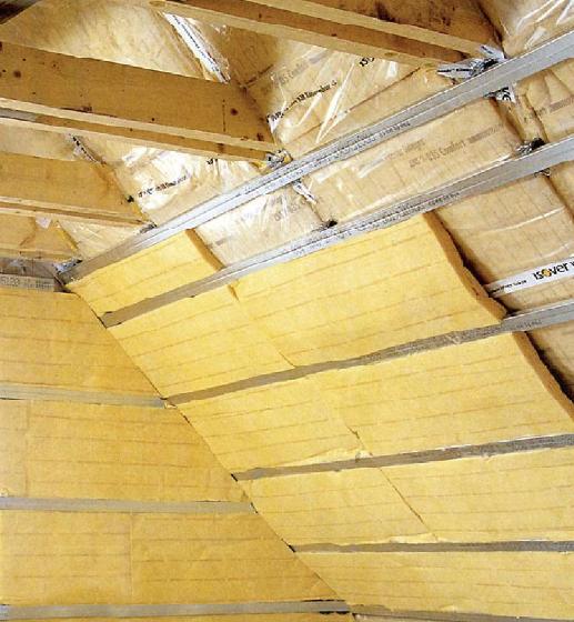 Утепление мансарды изнутри если крыша уже покрыта своими руками 45